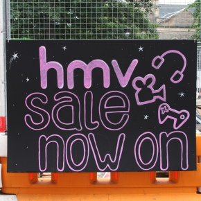 3 things HMV's staggering incompetence teaches the rest of us